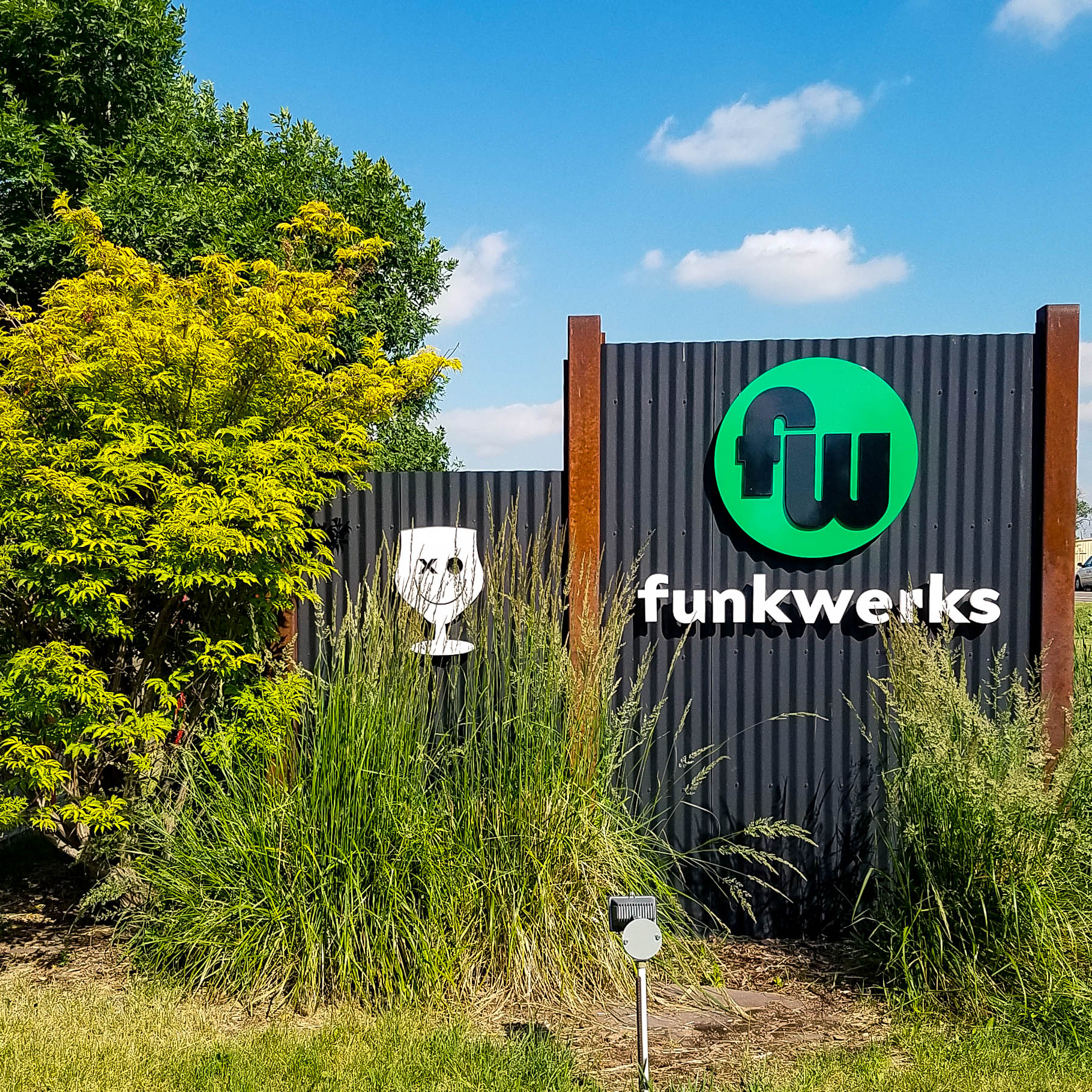 Funkwerks Sign