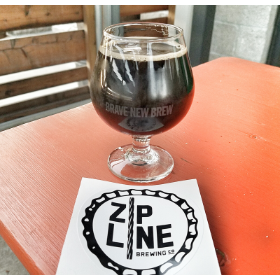 Zipline Barrel-Aged Chocolate Double Stout
