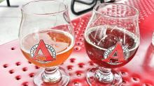 Avery Brewing Glasses of Beer